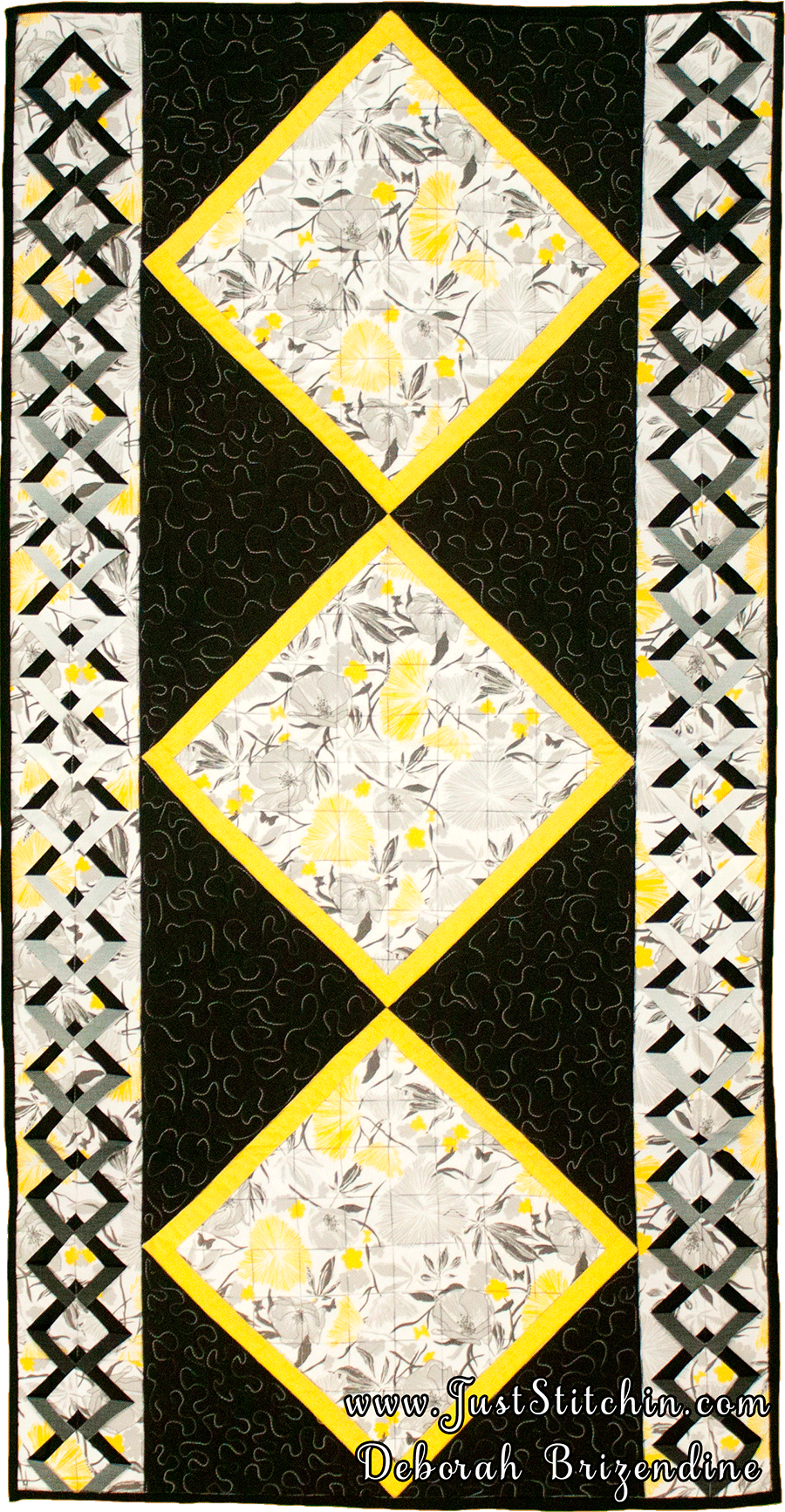 Just Stitchin - My Other Quilts : diamond double quilt pattern - Adamdwight.com