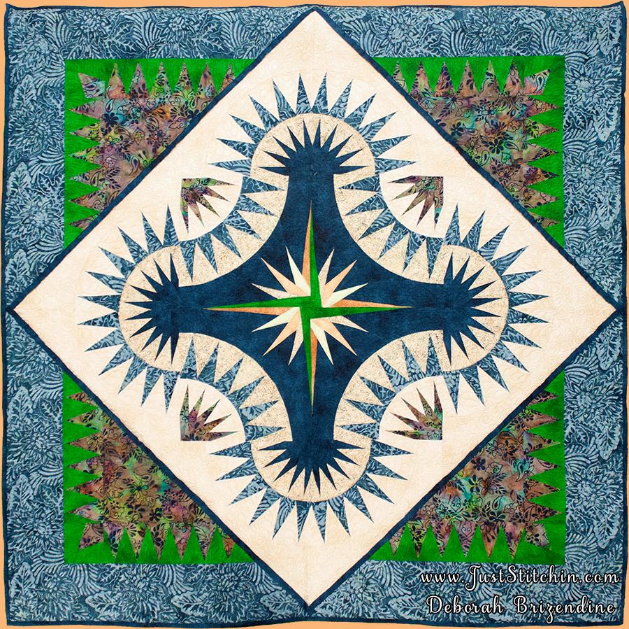 Just Stitchin Judy Niemeyer Quilts